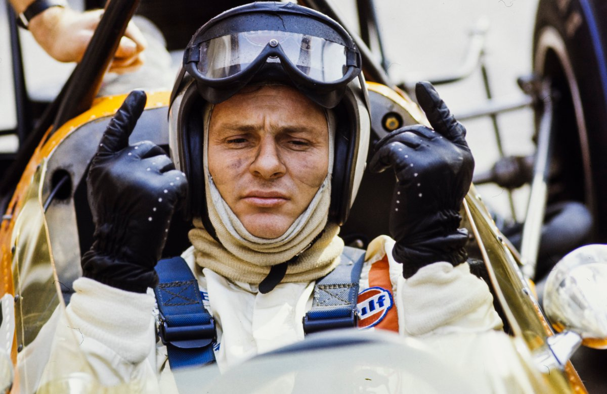 30 August 1937 - 2 June 1970   Marking 50 years since our inspirational founder, Bruce McLaren, lost his life. #Bruce50 https://t.co/RkoNtWKQLj