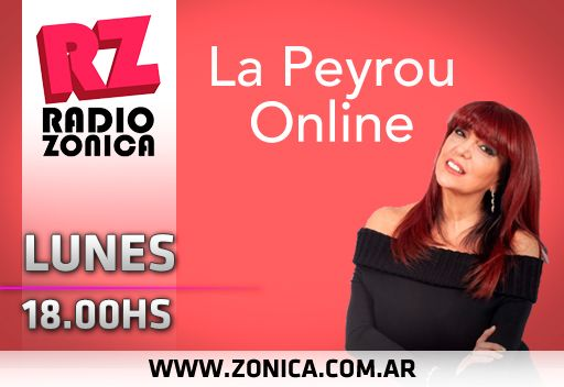 #AIRE #RadioZonica  Silvia Peyrou te acompaña todos los lunes en #vivo a las 18hs por http://www.radiozonica.com.ar // App: Radio Zonica ¡Disfrutá #LaPeyrouOnLine en #vivo! #GrupoZonicapic.twitter.com/NRy8QuGdTG