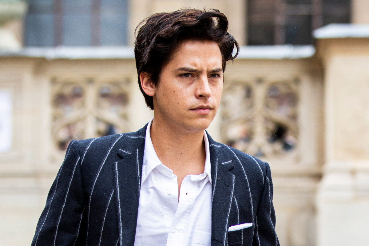 @PageSix's photo on Cole Sprouse