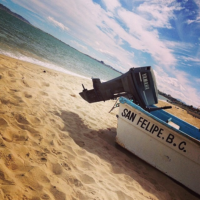 In the sea everything is happiness!🌊🤗#SanFelipe See you soon:  📷peeblo #BajaCalifornia #SeeYouSoon #FelizLunes #HappyMonday #Primavera #Spring #QuedateEnCasa #StayInHome #SanaDistancia #México #Playa #Beach #Sea #Ocean #Relax #Blue #Sky