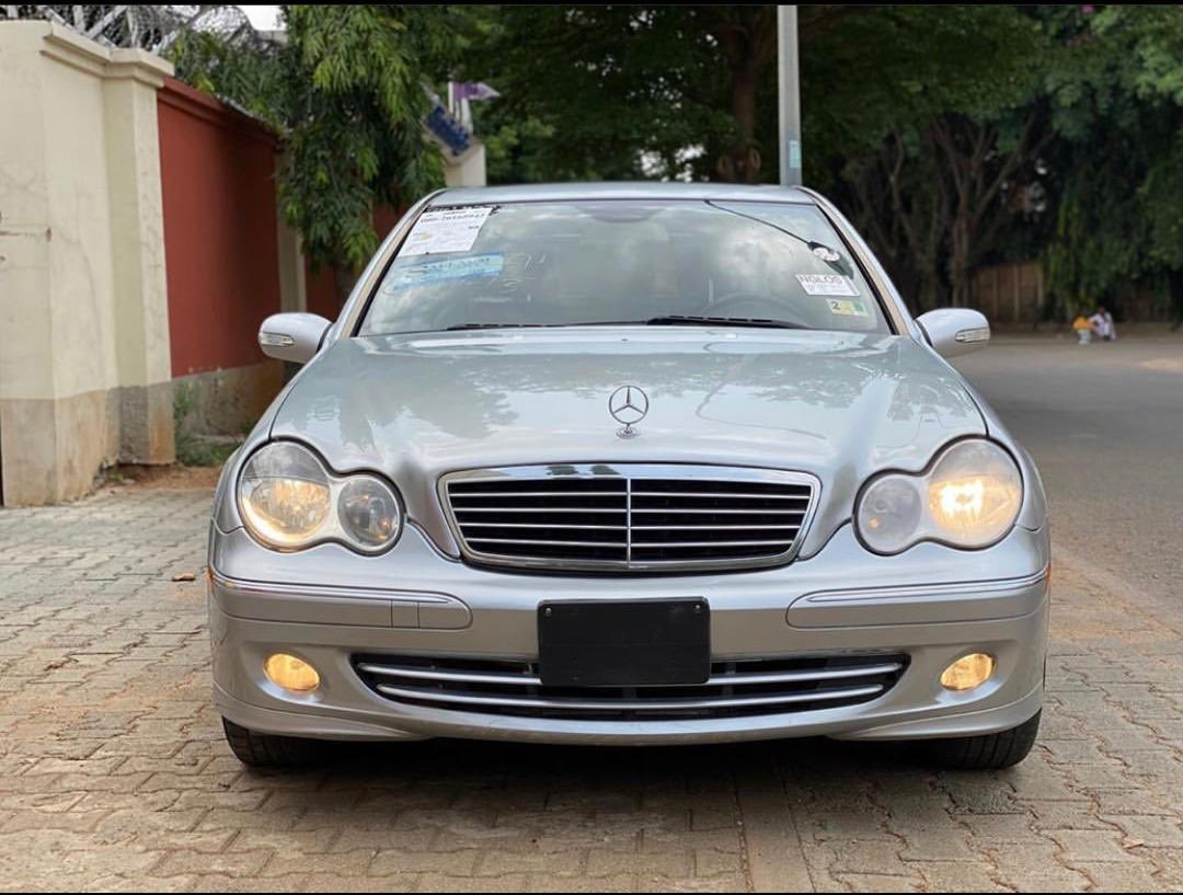 Foreign Used C280 (2007) Model Full Option With Original Custom Duty ✔️ Going For 2.450 Million 🥂 Slightly Negotiable. #Ebola #BBNaijaReunion #Thepresidentialtaskforce #Brymo #MilkKeepsMeGoing #ChurchesandMosque