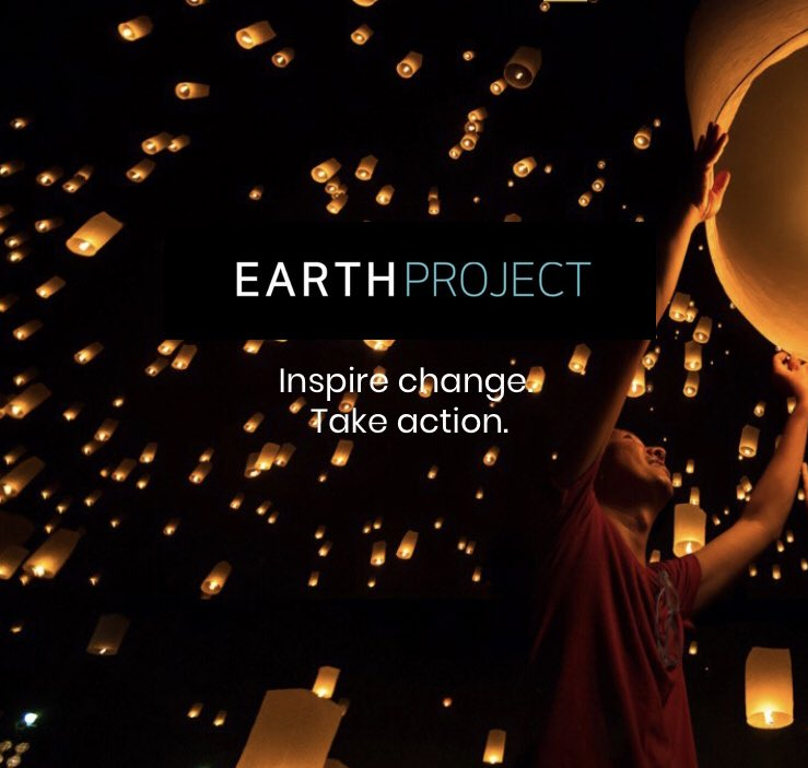 Earth project #ClimateActionP #TakeActionEdu #EarthProject #T4Conf