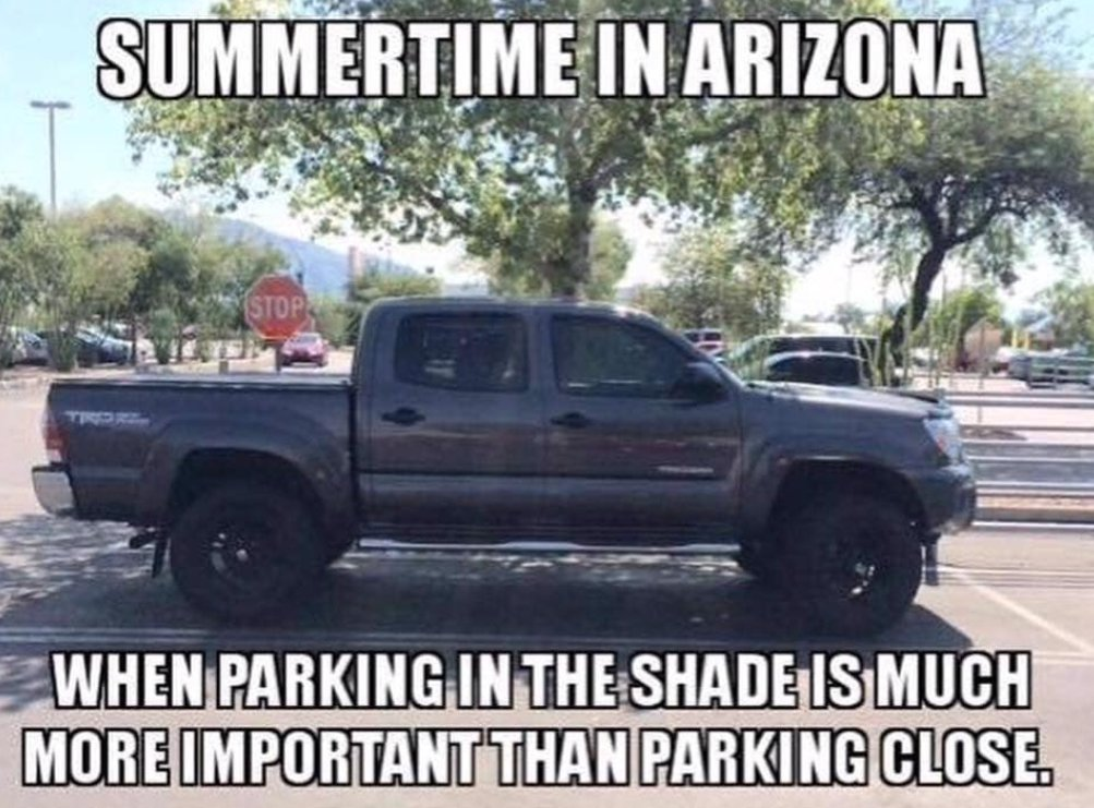 #Summer is still 2 1/2 weeks away but it's going to feel like it this week. #Tucson