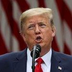 Image for the Tweet beginning: Trump angriber guvernører i lækket
