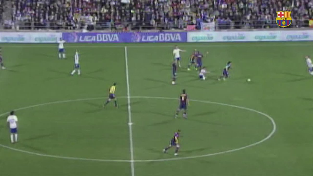 Youd watch a video called Barcelonas best goals of the decade, wouldnt you? 😋