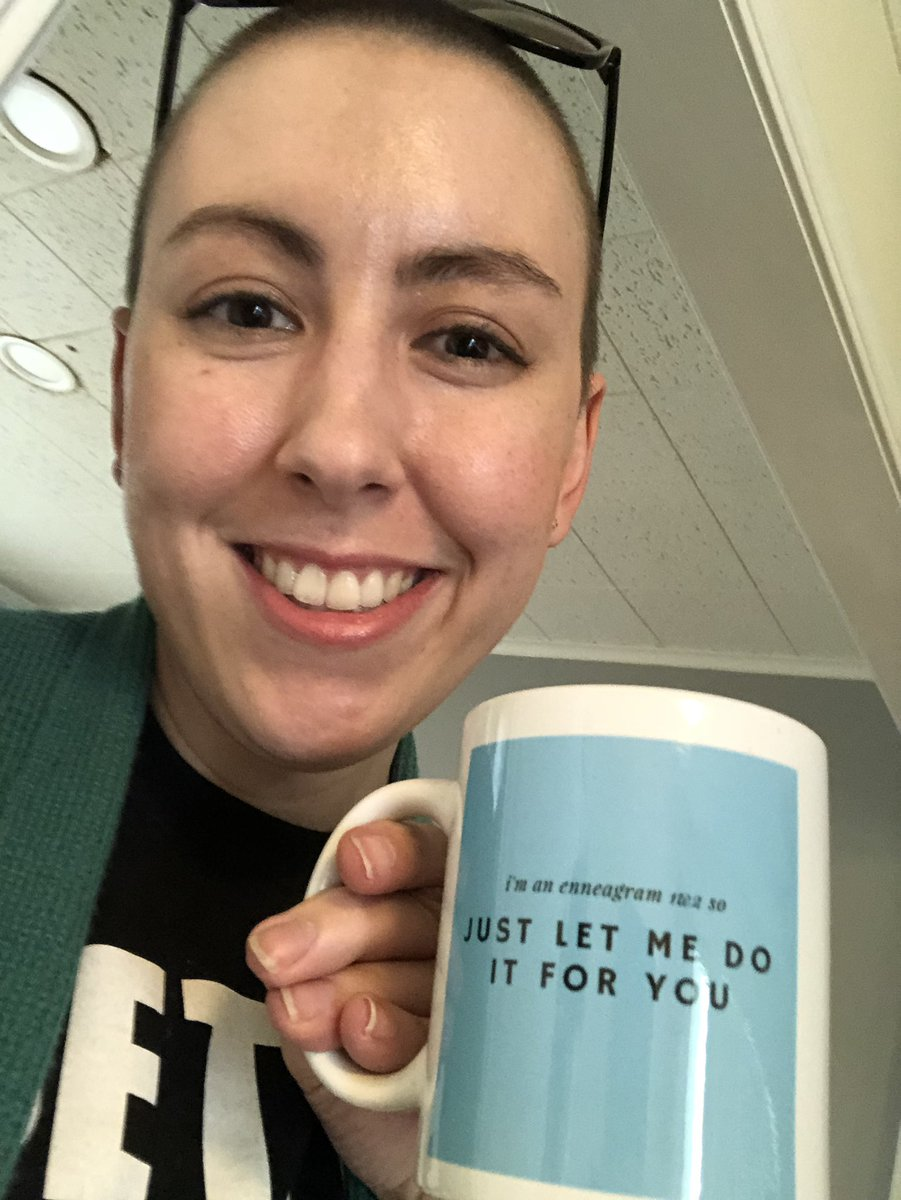Finally bought myself this 1w2 #millenneagram mug since no one would do it for me https://t.co/6jnkdRhCDr