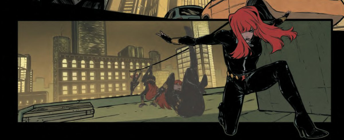 I just tracked down a few copies of #BlackWidow #1 from ebay. Once I get them I plan to auction them off (with a sketch or something probably?) to benefit #BlackLivesMatter charities. Keep your eyes peeled.