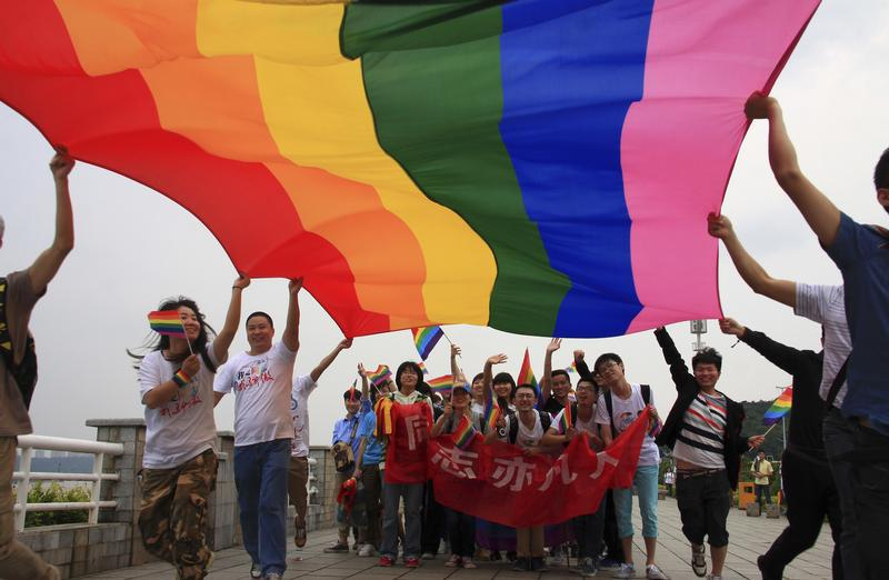 China's Lesbian Parenting Case is a Children's Rights Issue trib.al/0Bq4g5Z