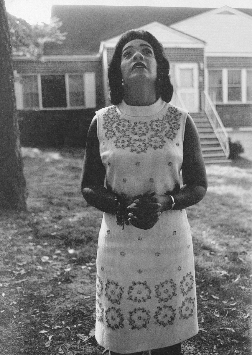 I feel you, Mama. 🙏🏾 [Coretta Scott King]