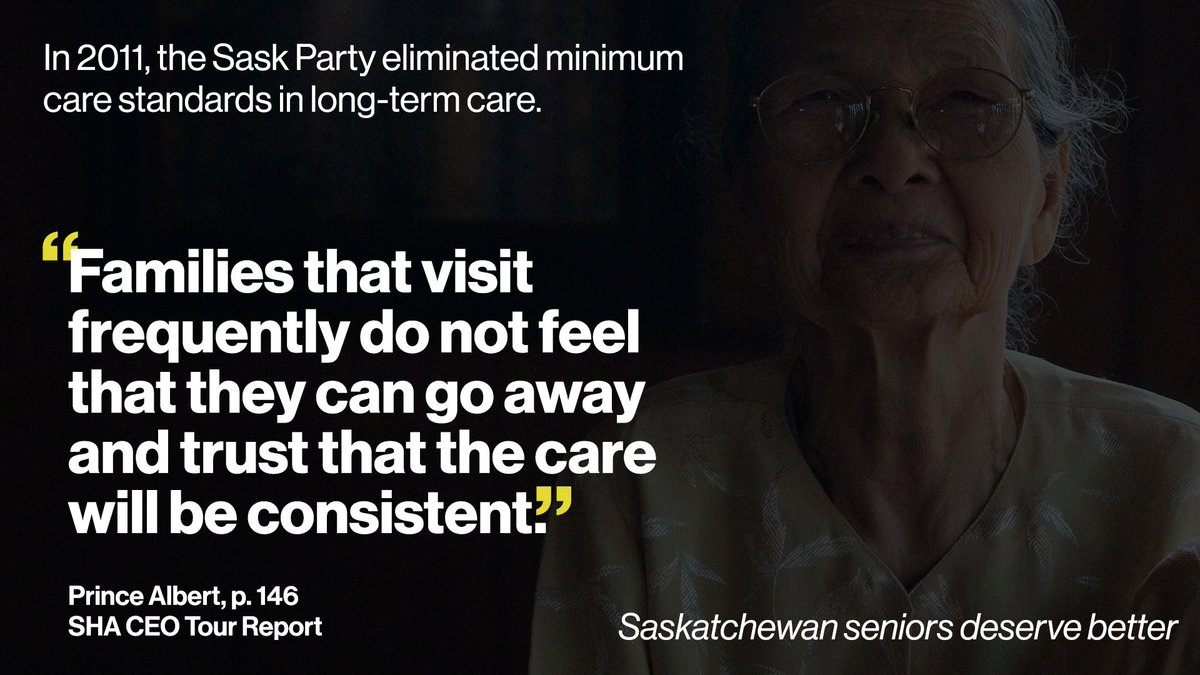 Do you have a loved one in #longtermcare? #skpoli