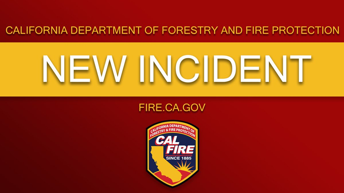 Image posted in Tweet made by CAL FIRE on June 1, 2020, 10:29 pm UTC