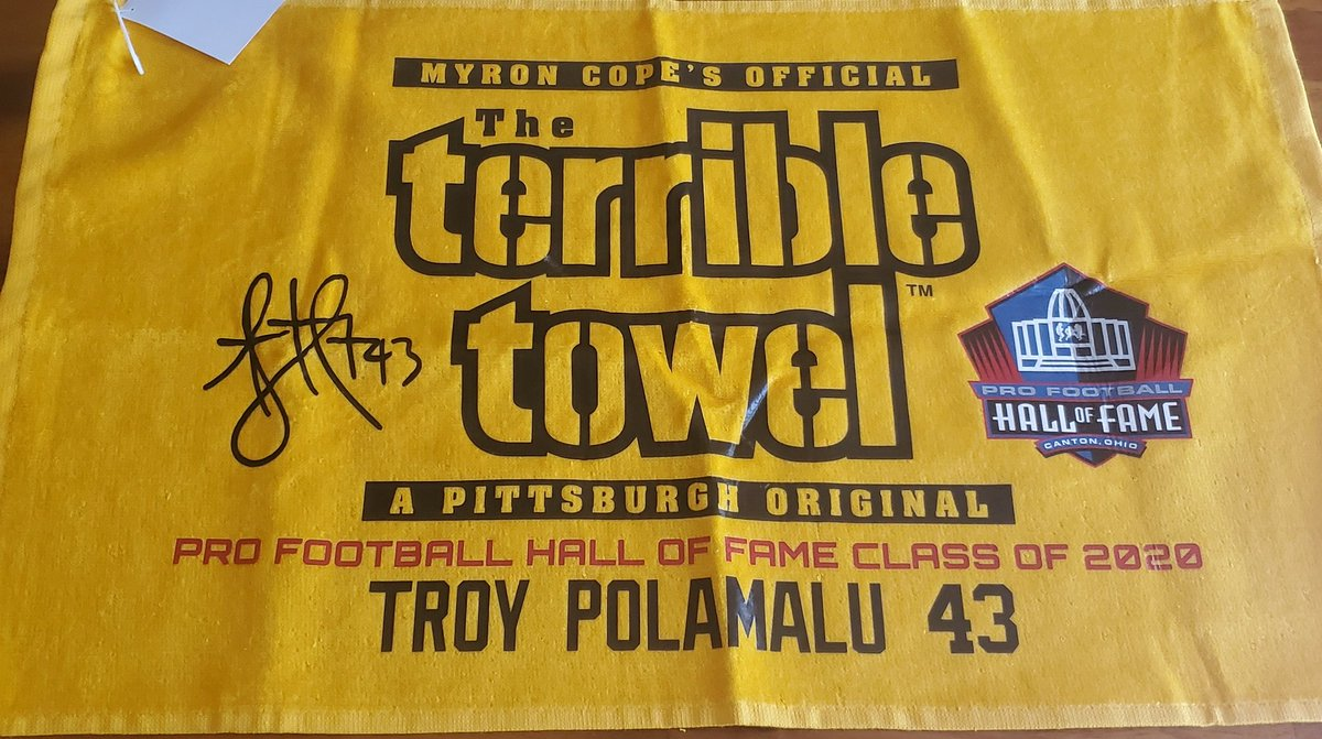 LOOK AT IT.  LOOK AT IT. #Steelers #SteelerNation pic.twitter.com/Ku4hYyGC3j