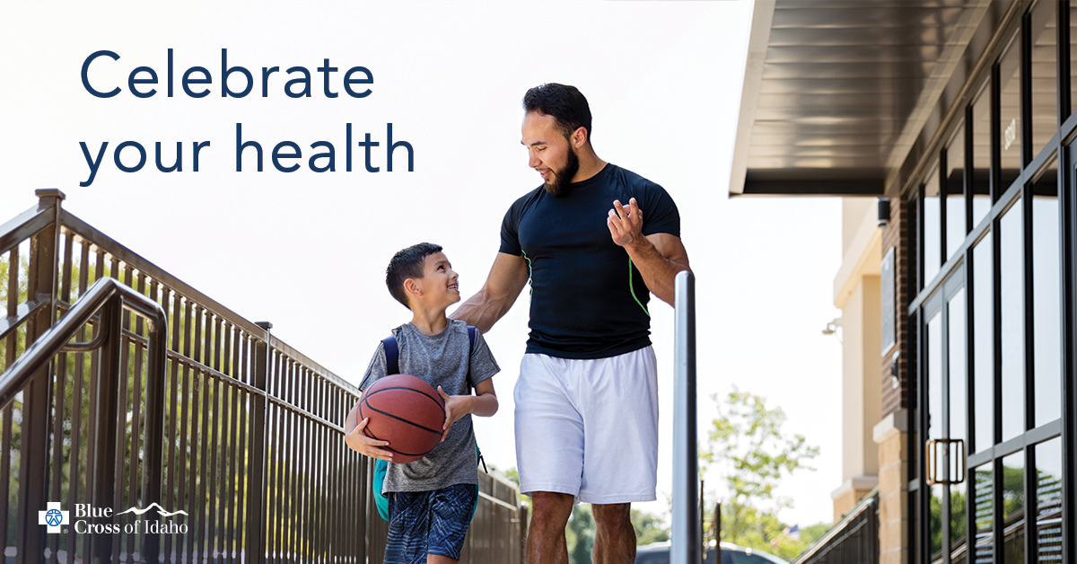 June is #NationalMensHealthMonth. So focus on #HealthyLifestyle choices, like #exercising & #EatingHealthy. If you're a man (or have one in your life) take a jog in June & whip up some healthy #GrilledChicken & #quinoa to celebrate. #BlueCrossofIdaho #MensHealth #HealthInsurance