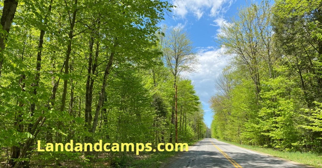 Florence, NY: 5 acre camp lot. Walk to Mad River State Forest or 10 minutes to Redfield Reservoir for boating & fishing. Great snowmobiling, 40 minutes from Salmon River. Only $24,900. Visit http://landandcamps.com #7 #landandcampspic.twitter.com/0Dh4jgsKTI