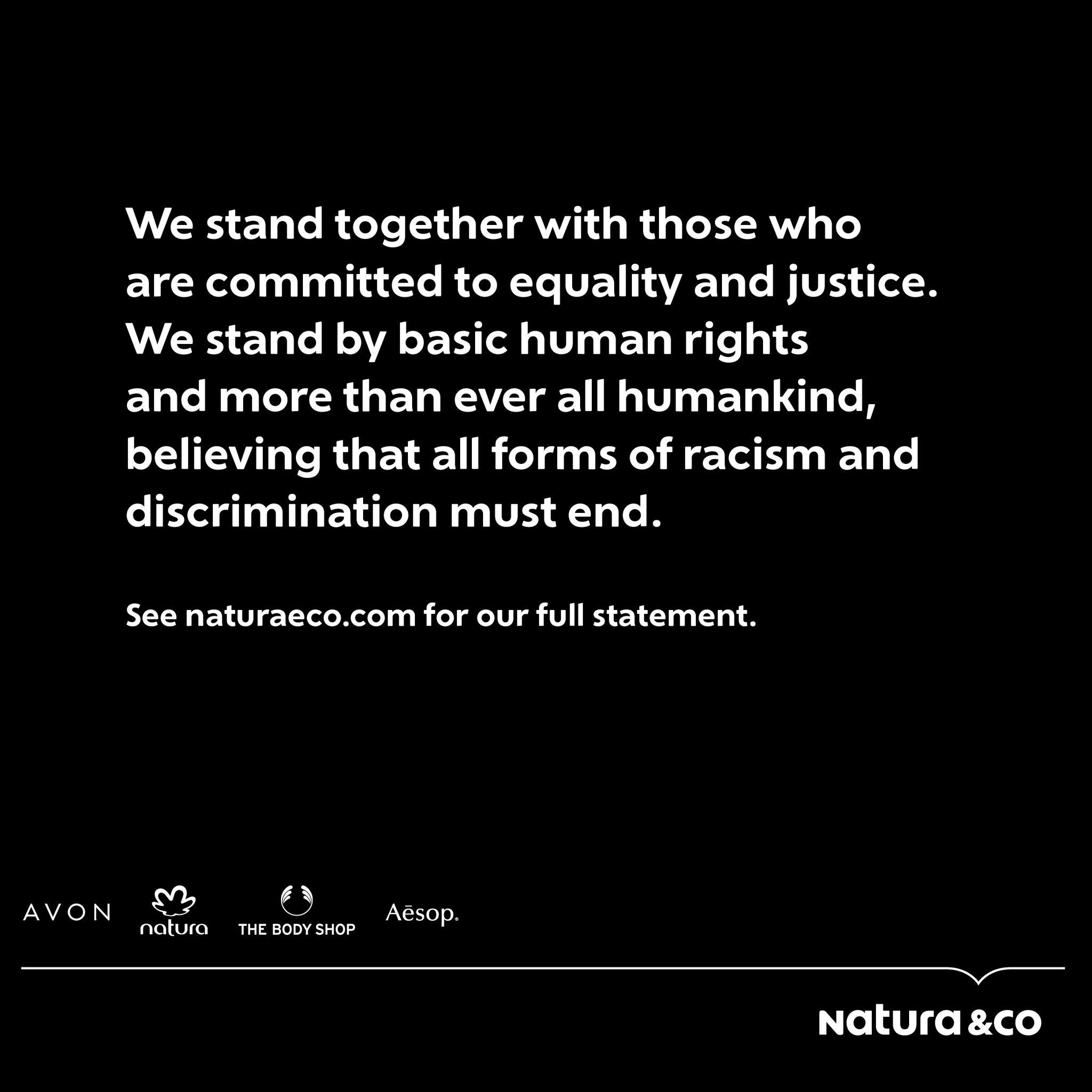 Natura statement