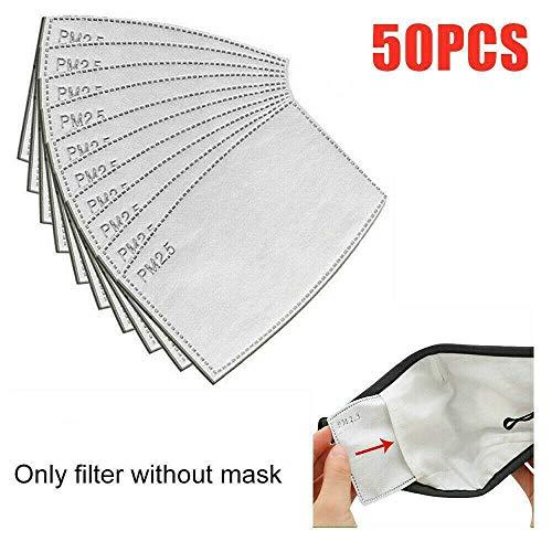20/50 Unidades PM2.5 -  Filtro de máscara Transpi -38% pasa de 8.88 € a 5.50 € y te ahorras 3.38 € #mascara #filtro #unidades #carbón #por Añadir a carrito Amazon:https://t.co/dbkcGMEFDP Ver ficha: https://t.co/z87MjAEaMG https://t.co/aCbfmNIMac