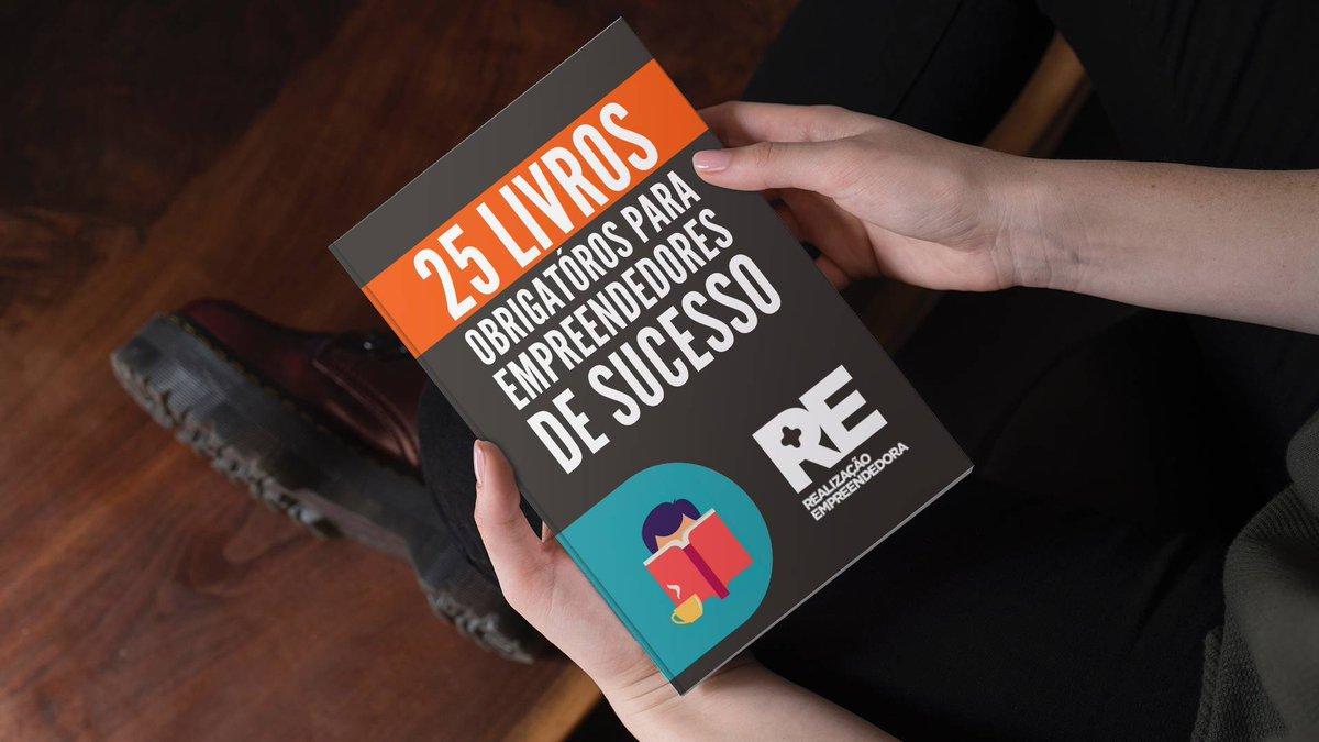 Esteja acompanhado dos melhores #mestres em #negócios da #história para #superar as #adversidades que estamos passando. Baixe o #eBook 25 #Livros Obrigatórios Para #Empreendedores de #Sucesso: 📕  👈