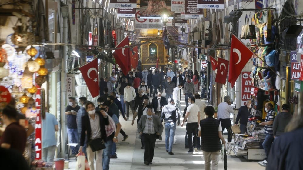 Turkey reopens most public places after coronavirus lockdown  #projecthopetravel #travel #news