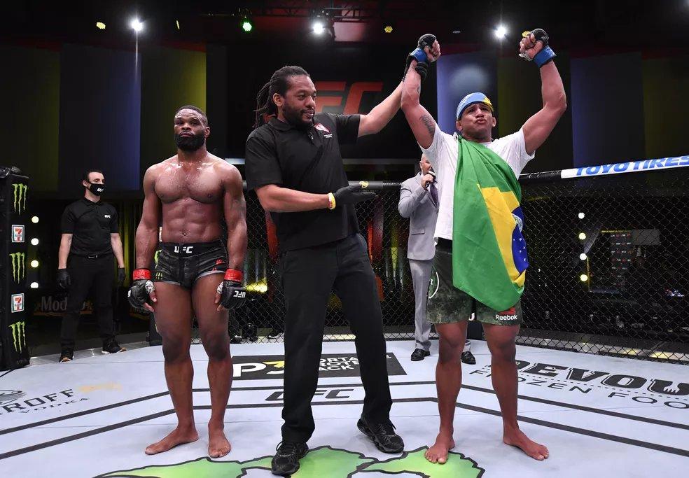 @UFCBrasil #UFCnoCombate #esporte #atletas #luta #motivacao  Blog Lance Esportivo: Com atuação de gala, Gilbert Durinho vence Tyron W... https://t.co/ifAZxDqKHZ https://t.co/hp44QYjkRn