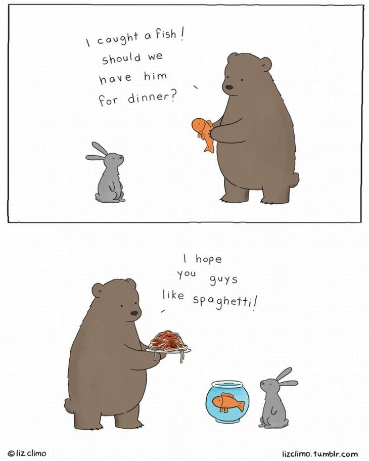 Animals are friends not #food