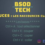 Image for the Tweet beginning: BSoDTech, les astuces : les