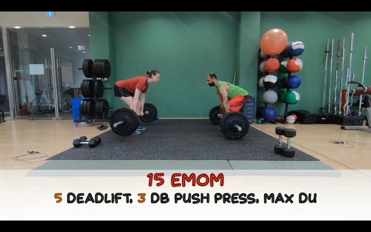 https://youtu.be/B6h-DDNApzk keeping up the grind!  @crossfit #crossfit #workout #exercise #fitness #gains #father #parent #health #HealthyLife #HealthyLiving #Hardwork #크로스핏 #Fitlife #strength #powerlifting #training #Grind #PowerUp #spartan #challenge #fun #gymlife #burpeespic.twitter.com/u4lRTDhfw6