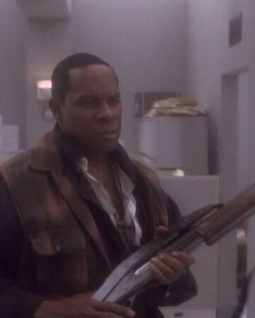 Hey @writergeekrhw, is this the part where Ben Sisko/Gabriel Bell shows up to lead us out of this mess? Please?