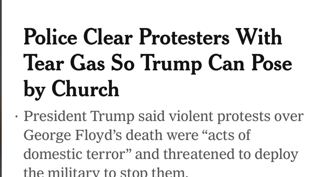 Now that's a good headline. Respect. @nytimes