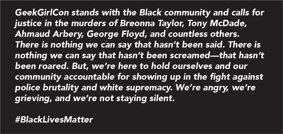 In Solidarity with #BlackLivesMatter bit.ly/InSolidarityBLM