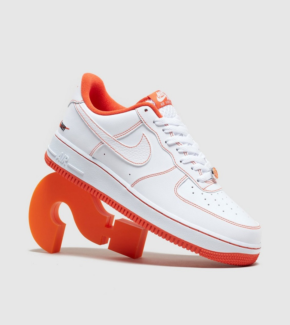 Ad: Nike Air Force 1 07 LV8 Rucker Park dropped today via Size? UK with US shipping => tidd.ly/83b1183a