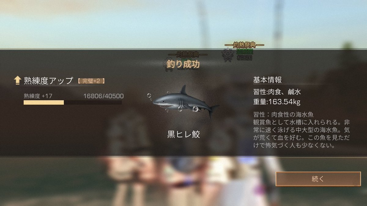 アフター 釣り竿 ライフ