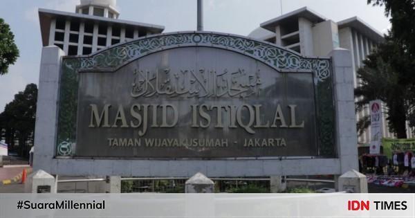 Tak Sesuai Target, Jokowi: Renovasi Istiqlal Mundur karena COVID-19 https://t.co/yKlktv11jq https://t.co/VFJhGQZ7sA