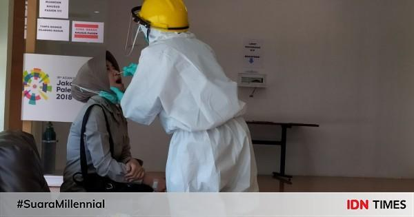 Bupati Melawi Kalbar Bersama Istri dan 3 Anaknya Positif Virus Corona https://t.co/jygNui9Wxn https://t.co/6HLhLgB9pk