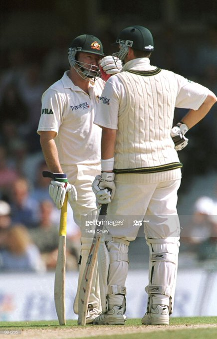 The Brother s of Destruction Happy 55th Birthday, Mark Waugh and Steve Waugh..