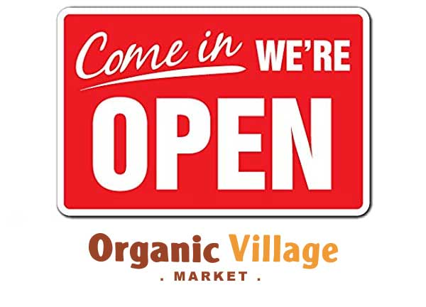Yes we're open Today! For 24HRS. . And yes - we have all your essential grocery - sugar, tea, flour, yeast, eggs, tin foods , chopped tomatoes, pasta, rice, condiments in stock Smiling face with smiling eyes!  #open #24hrsservicetoday #organicvillagemarket #Eastersunday https://t.co/iNNfkqQG6c
