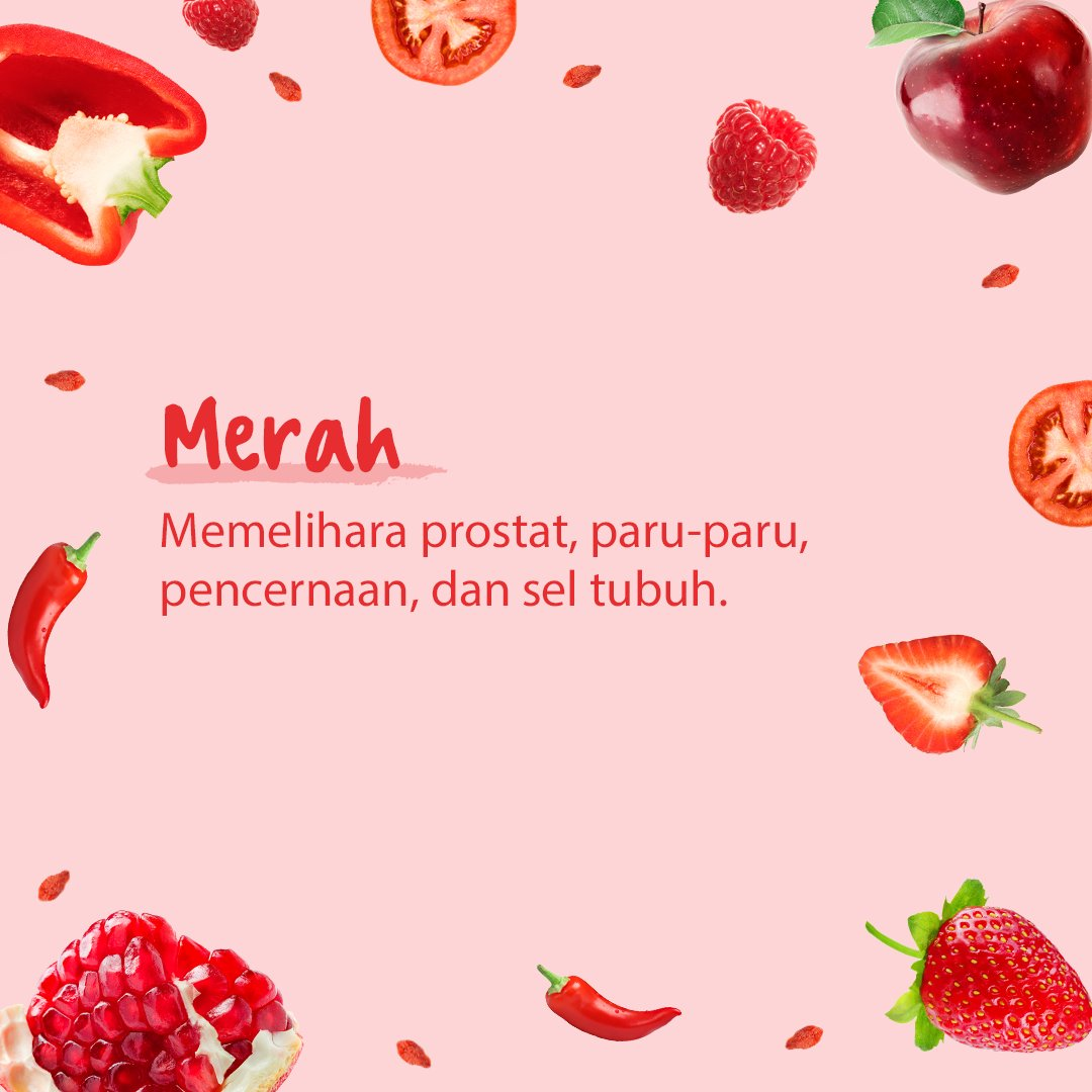 Si merah #EatTheRainbow https://t.co/VebHZN5bgu