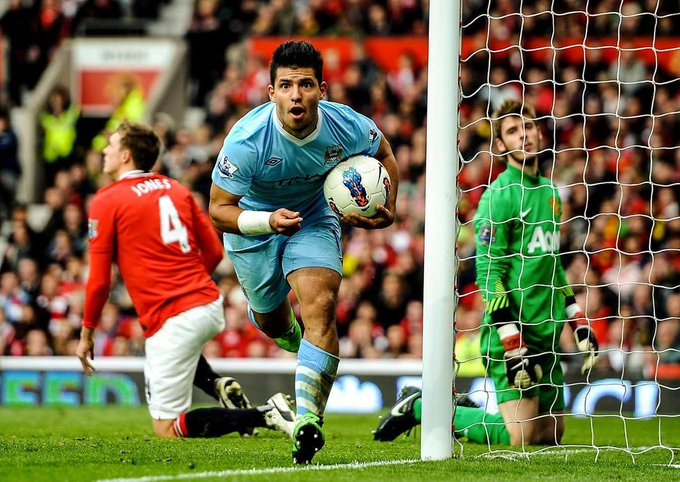 Happy Birthday Sergio Aguero!! One of the finest strikers ever to play in premier league!