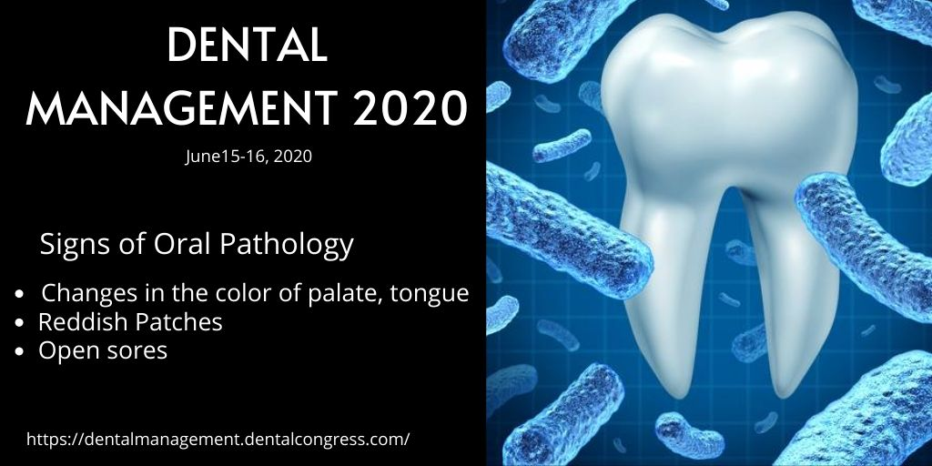 #Signs of #Oralpathology #reddishpatches #whitepatches #opensores #changes in #color of #lips #palate #tongue Contact: meevents@memeetings.com #oralcare #dentalhygiene #dentalcare #dentistry #teeth #smile #orthodontics #dentists