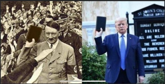 ignore the similarities