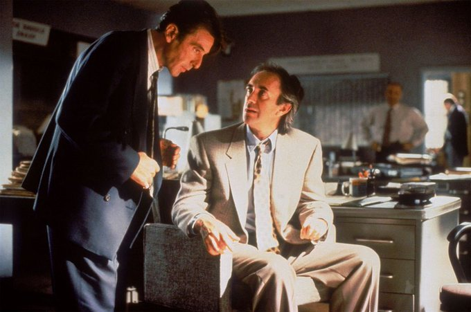 Happy Birthday, Jonathan Pryce!  Seen here with Al in Glengarry Glen Ross (1992)