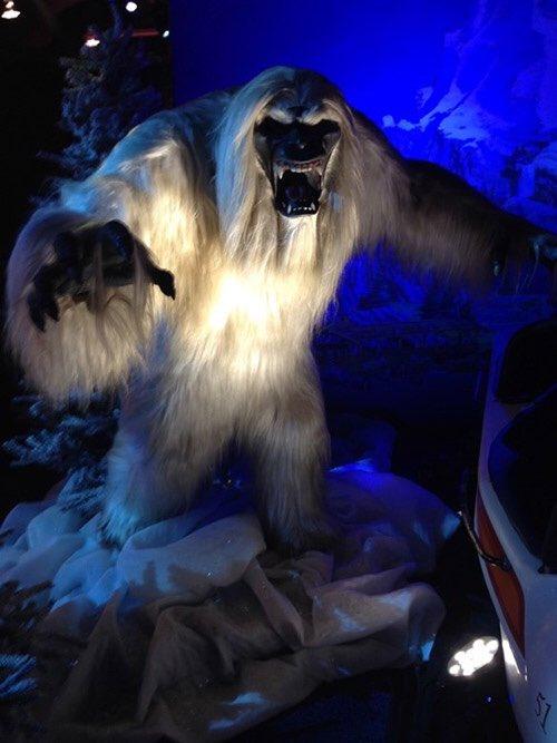 Anaheim has a 6 pm curfew. Seriously???  Yeah, right. Like someone is going to bust into a completely empty Disneyland, climb to the top of the Matterhorn and steal the Yeti. Although ... it would make a great man cave accessory or Halloween decoration.