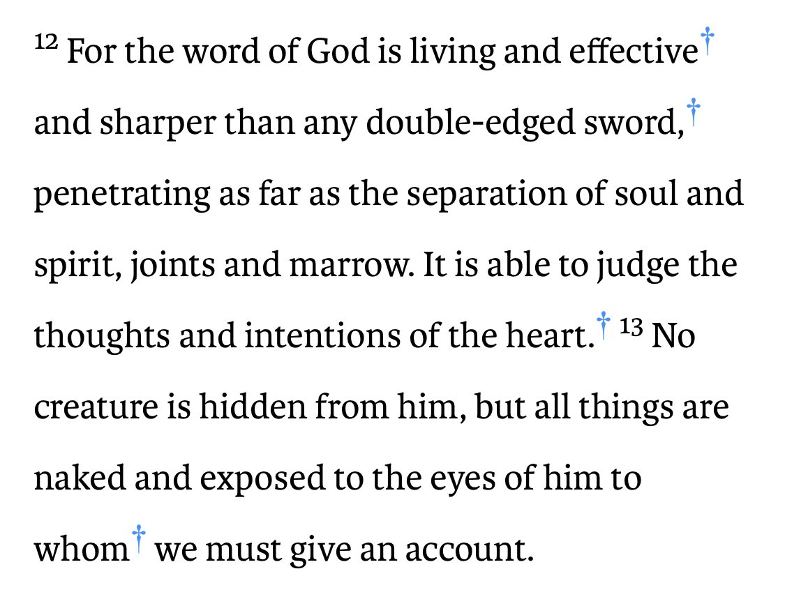 The Word of God ain't a political prop to appease a base. https://t.co/wWtDYYF4Vz