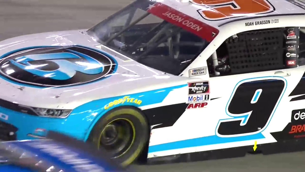 Retweet to congratulate @NoahGragson on his NASCAR Xfinity WIN at Bristol!