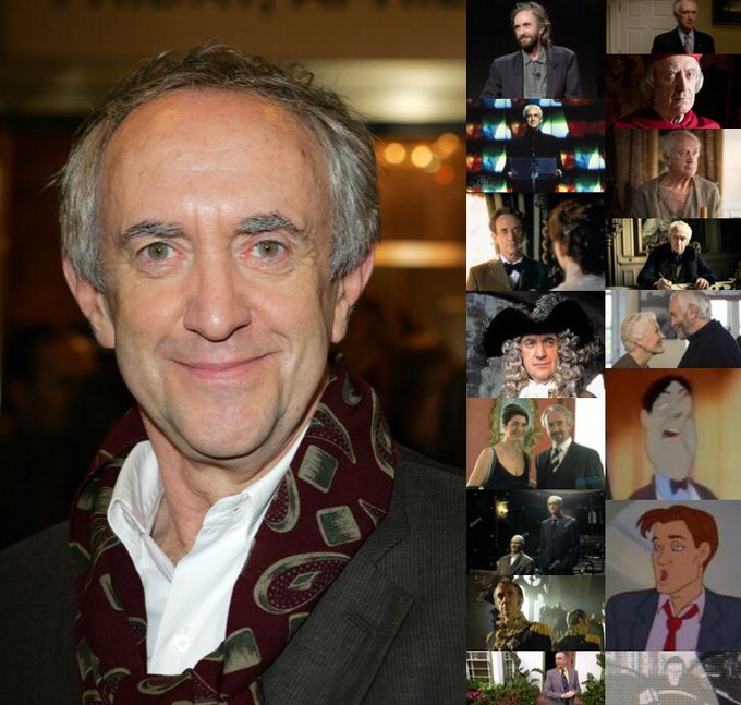 Happy 73rd Birthday to Jonathan Pryce!