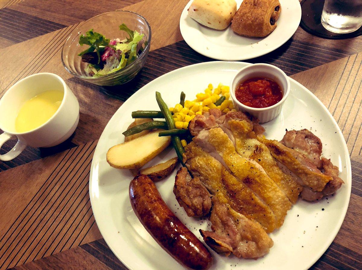 こんりこです🌞🌈この前食べたランチ❣️今日は何食べよー???