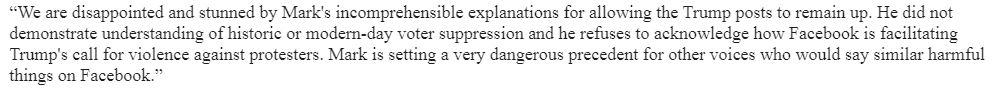 Vanita Gupta, Sherrilyn Ifill and Rashad Robison just released the following statement: