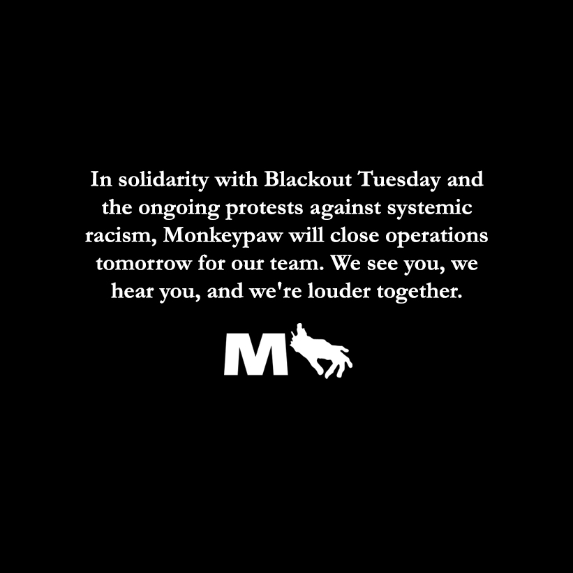 Tomorrow we'll be pressing pause in honor of #BlackOutTuesday #TheShowMustBePaused