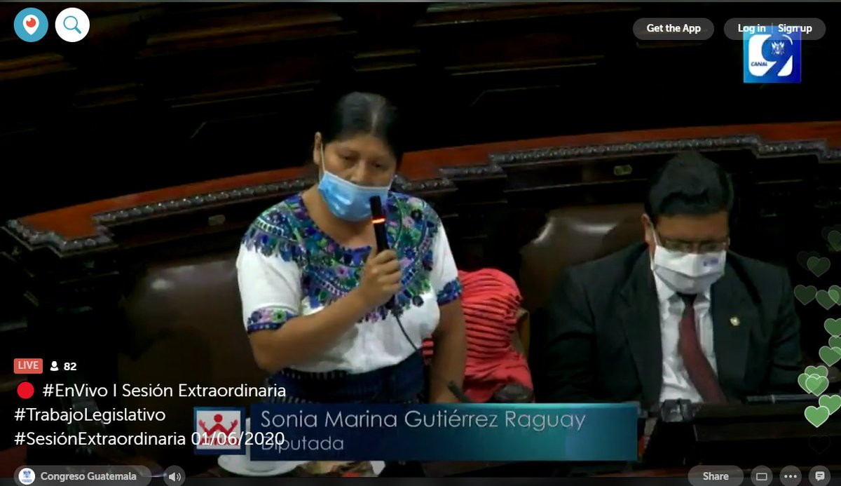 test Twitter Media - La diputada Sonia Gutiérrez indica que apoyarán la ampliación del estado de Calamidad Pública, aunque dice no estar de acuerdo que se haga de urgencia nacional, además, apoyarán aprobar enmiendas. https://t.co/DPdb88VnMe