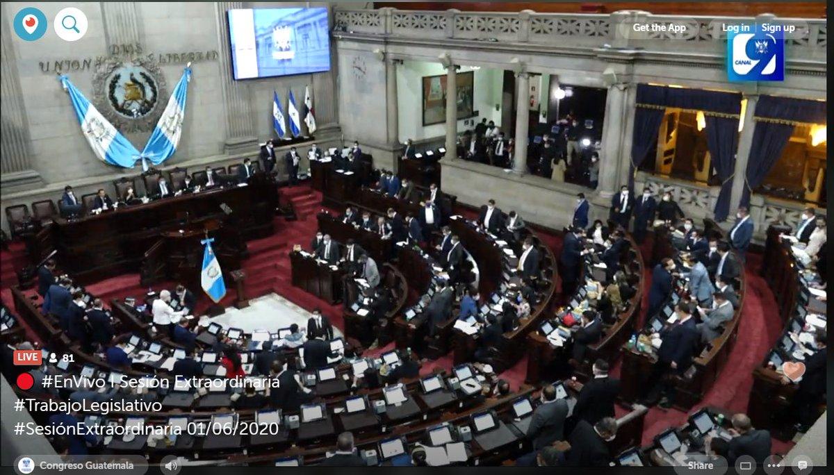 test Twitter Media - Inicia la votación a la ampliación del estado de Calamidad Pública. Se aprueba el único debate. https://t.co/ZSr2nz5oUr