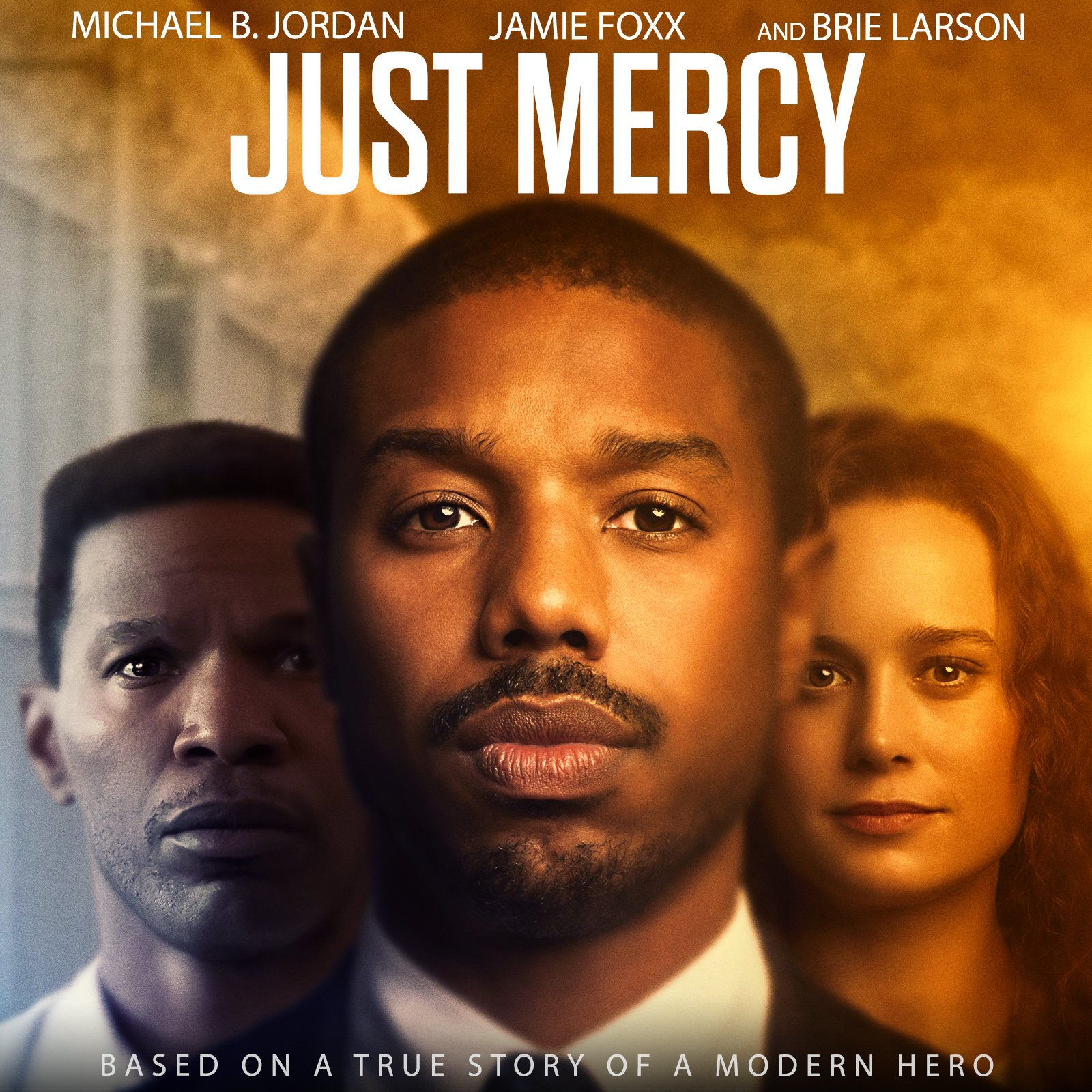 Video cover - Just Mercy